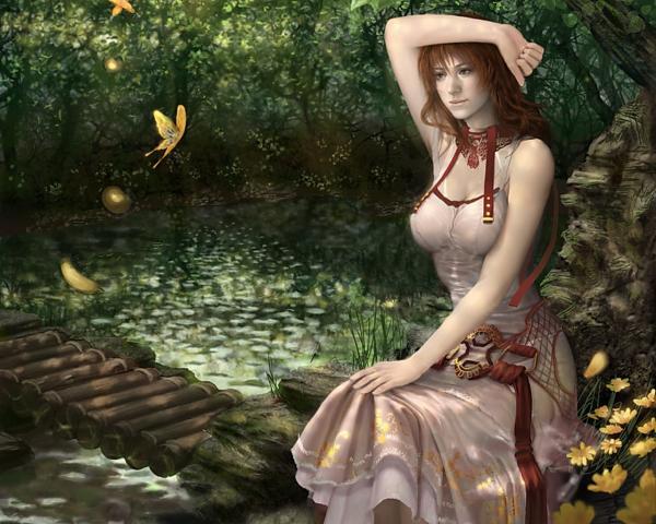Celestial Pixy Of Life, Fairies 3
