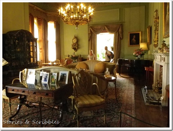 Dunster castle - Drawing room