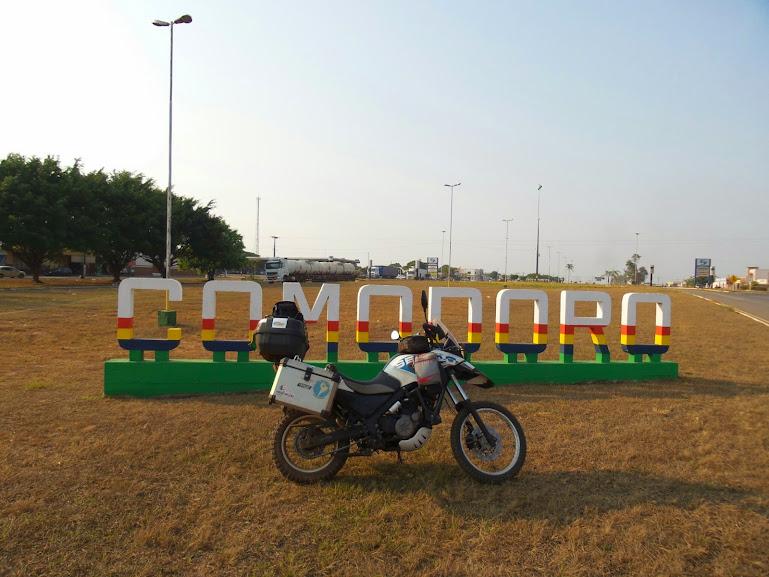 Brasil - Rota das Fronteiras  / Uma Saga pela Amazônia 20140826_090035