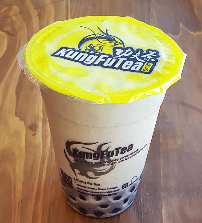 photo of Oreo Oolong Milk Tea