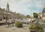 Rhenen. Centrum - Fred v.d Palthof met links ABN bank. Gelopen gestempeld in 1978.