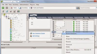 Subir fichero ISO de GParted a datastore VMware y añadir CD/DVD de arranque en la BIOS de la máquina virtual