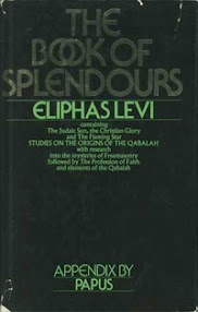 Cover of Eliphas Levi's Book The Book of Splendours