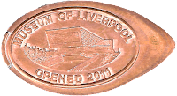 Museum Of Liverpool Penny
