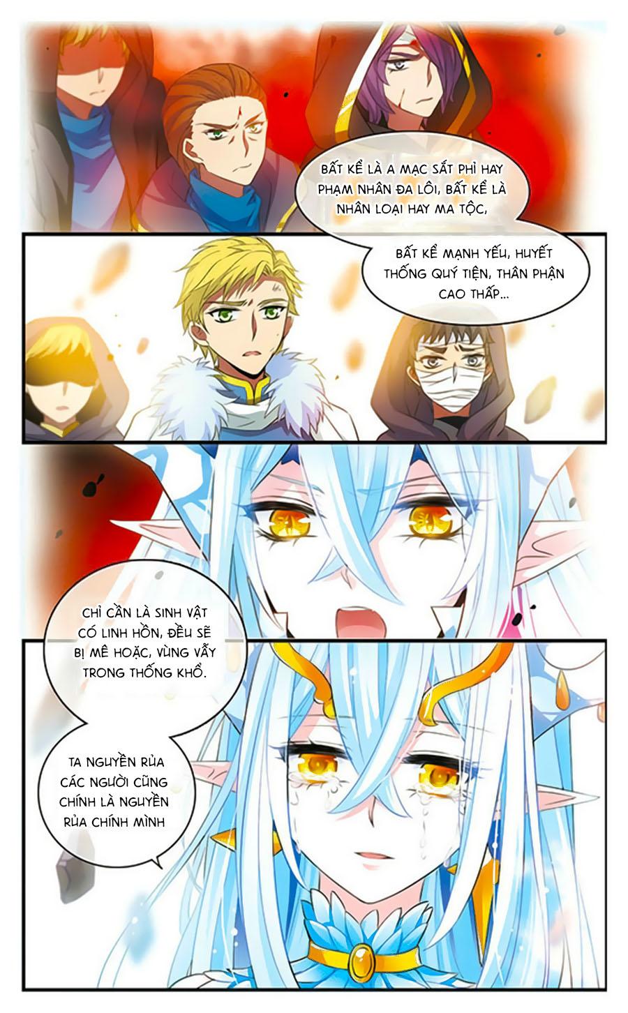 Cố Lên Nào, Đại Ma Vương! Chap 170 - Trang 12