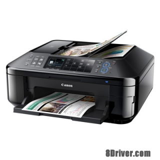 Download Canon PIXMA MX712 Printer driver software and install