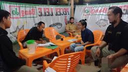 Genjot PAD, Pemkab Tebo Sisir Pedagang Kali Lima