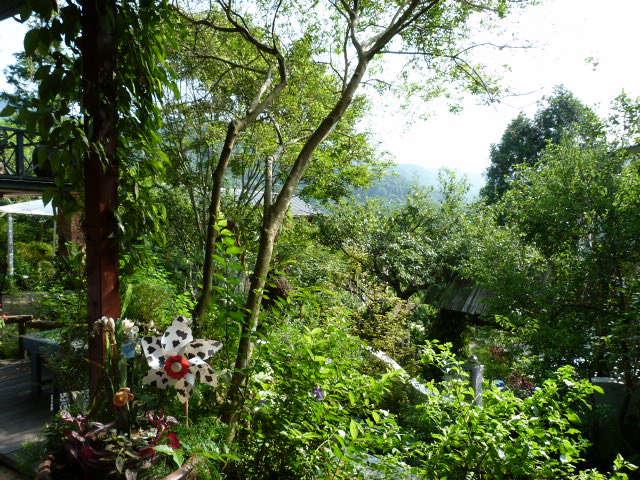 et un jardin extraordinaire