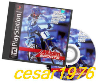 Jeremy McGrath SuperCross 2000 [Ntsc][PlayStation One]