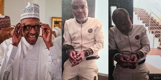 BREAKING! FG Finally Arrests IPOB leader, Nnamdi Kanu (Photos)