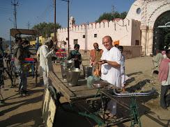 Nilachal das prabhu serving prem prasad