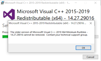 Microsoft Visual C ++ 2005-2008-2010-2012-2013-2019