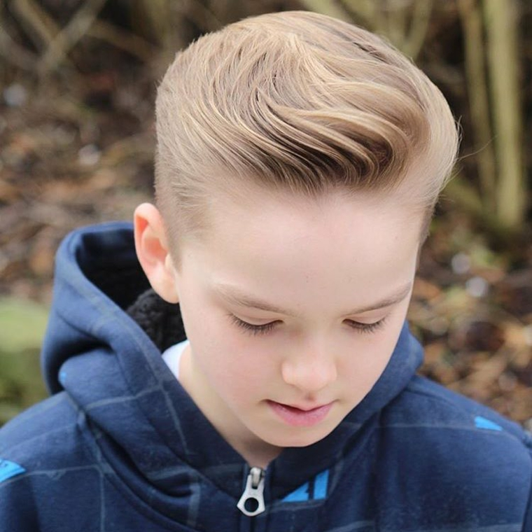 Latest hairstyle boys 2018-2019-season trends. 1