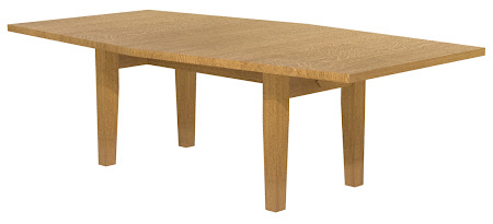 "70"" x 42"" Lancaster Conference Table in Cinnamon Quarter Sawn Oak"