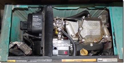 Onan MicroQuiet 4000 Generator