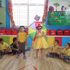 Introduction of Summer Season (Nursery) 22.04.2015