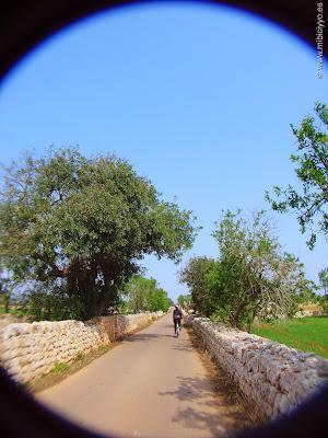 carreteras de Santanyí