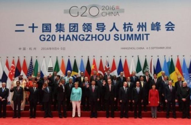 World leaders gather in Hangzhou, China for the 11th G20 Leaders Summit. Photo: AFP