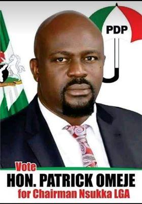 Executive Chairman Of Nsukka LGA in Enugu North is Dead