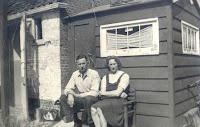 Ham, Aartje van der en Kooij, Cornelis 1947 Rotterdam.jpg