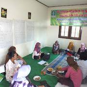 Pelatihan Olahan Makanan Sekolah Lapang Dwi Kencana Desa Carangwulung