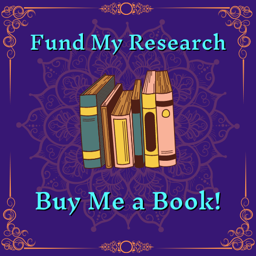 Fund My Research!