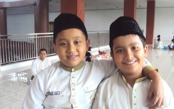 Di SD Yang Dikelola Nahdlatul Ulama, Putra Mendikbud Menimba Ilmu, Di Sini Full Day School Lama Diterapkan