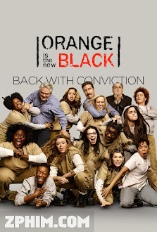 Trại Giam Kiểu Mỹ 2 - Orange Is the New Black Season 2 (2014) Poster
