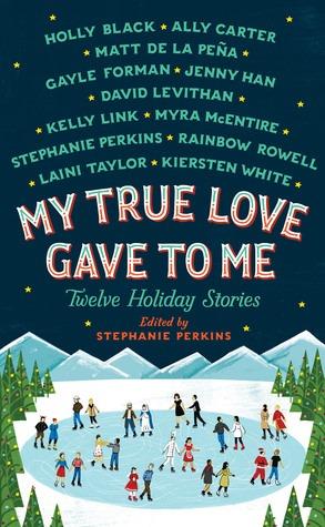My True Love Gave to Me naslovnica (božične zgodbe)