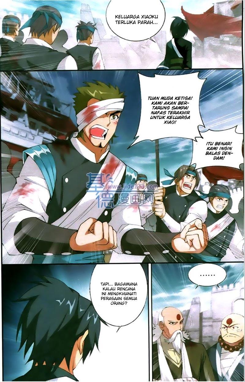 Dilarang COPAS - situs resmi www.mangacanblog.com - Komik battle through heaven 085 - chapter 85 86 Indonesia battle through heaven 085 - chapter 85 Terbaru 21|Baca Manga Komik Indonesia|Mangacan