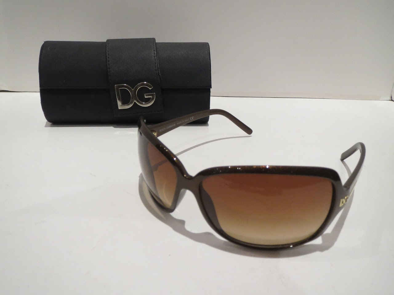Dolce & Gabbana Speckled Shades