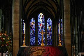 Altar, Salisbury Cathedral