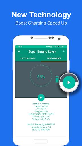 mod Super Battery Saver - Fast Charger 5x 1.15 screenshots 1
