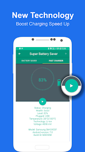 Super Battery Saver - Fast Charger 5x - náhled