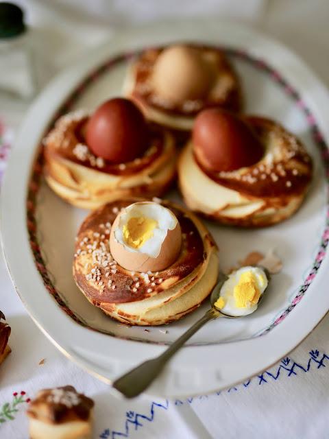 Eierbecher selbst gebacken