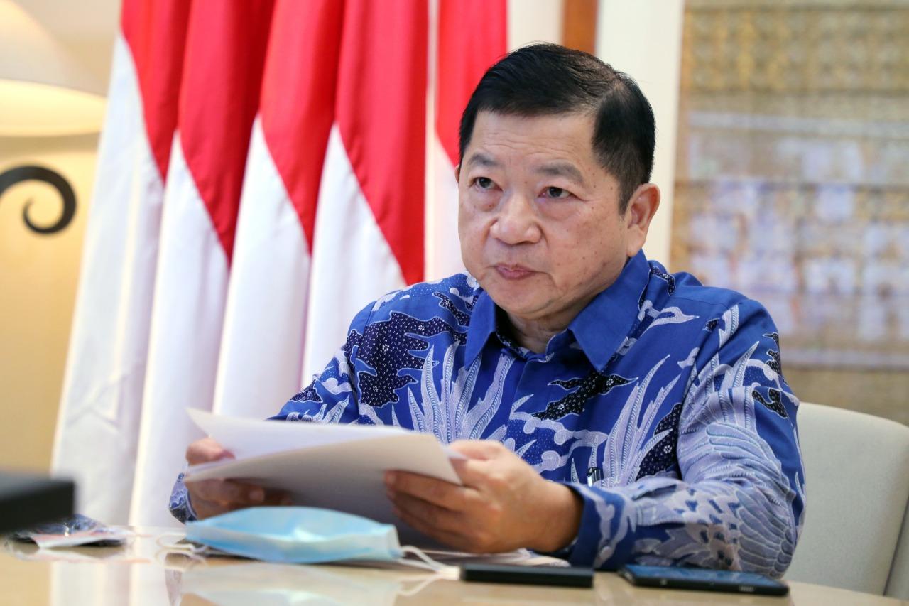 Menteri PPN Suharso Monoarfa Dijadwalkan Hadiri Muswil PPP di Batanghari