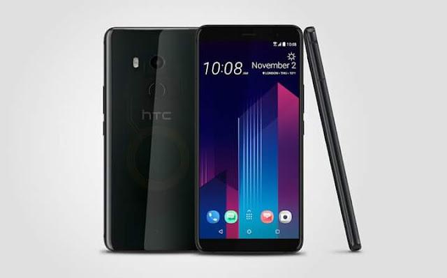 شركة htc تطلق هاتفها الجديد Htc U11 Plus بتصميم جميل وبطارية ضخمة ومواصفات خارقة تعرف عليها