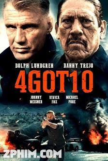 Ác Chiến Nơi Hoang Mạc - 4Got10 (2015) Poster