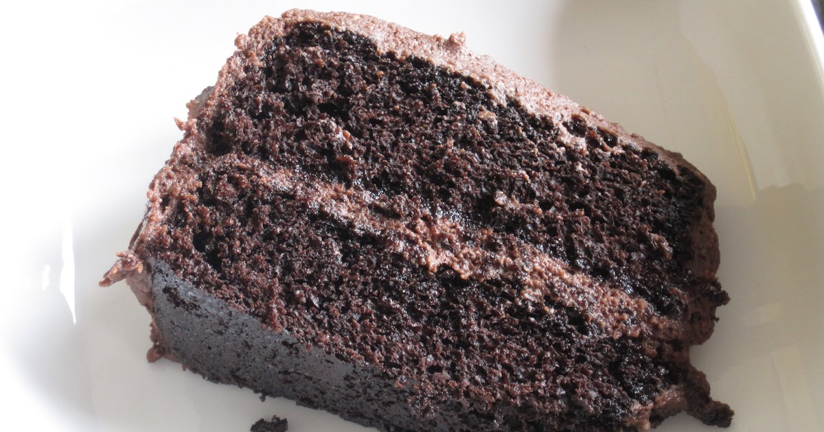decadent chocolate cake curious eats decadent chocolate cake with a 3329