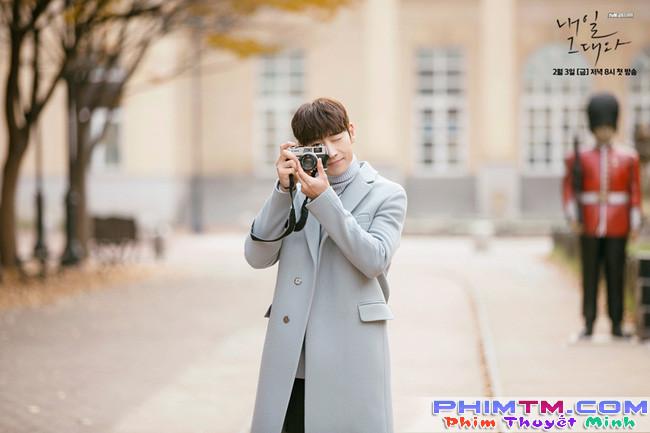 """5 lí do khiến """"Tomorrow with You"""" mất khán giả dù đã có mỹ nhân Shin Min Ah - Ảnh 2."""