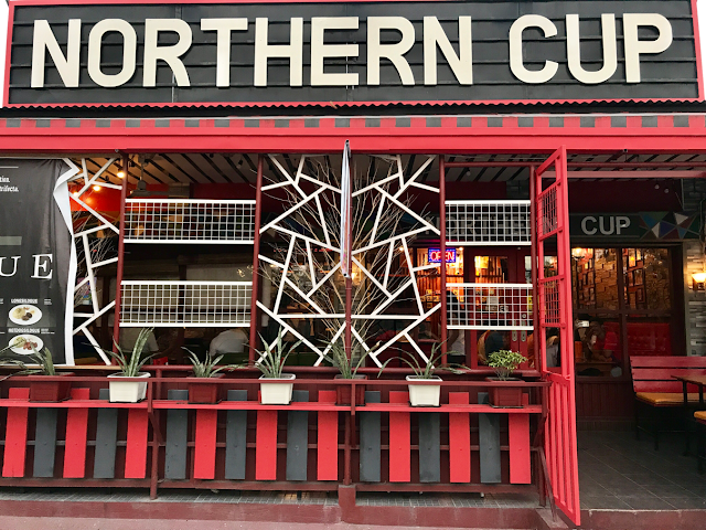 The Northern Cup Cafe Capas, Tarlac Review