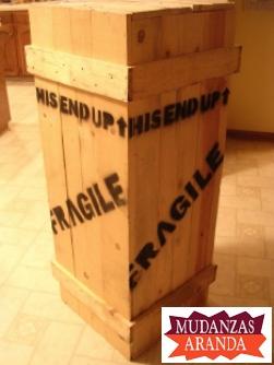 Mudanzas de cajas fuertes en Aranda de Duero