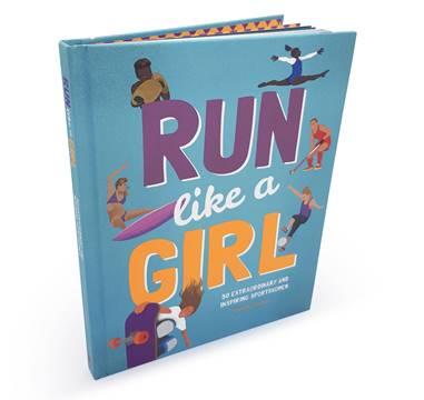 Run like a Girl children's book