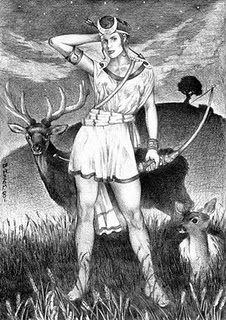 Artemis Goddess Of The Hunt, Gods And Goddesses 5