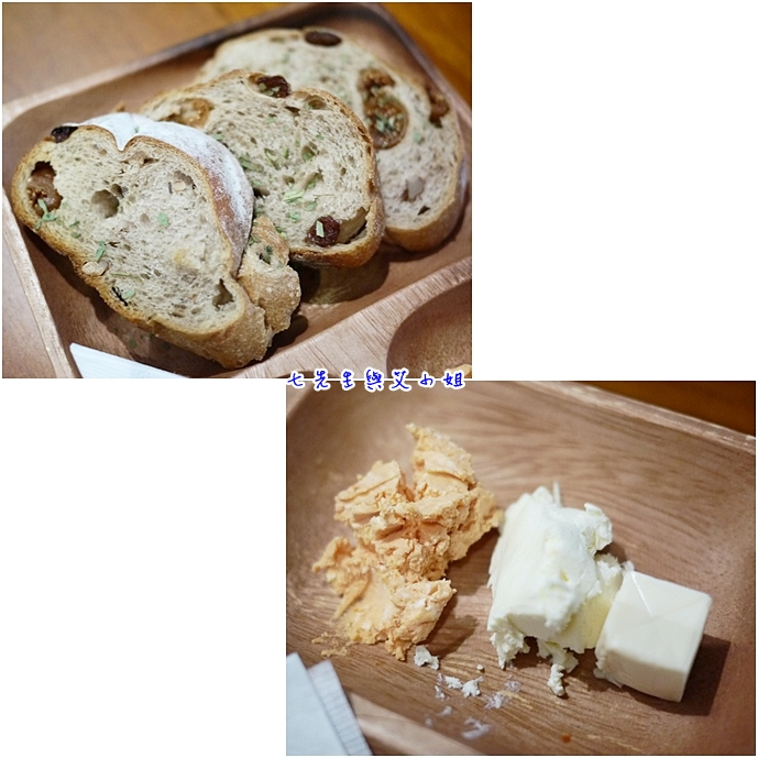 19 麵包與自製起士不錯