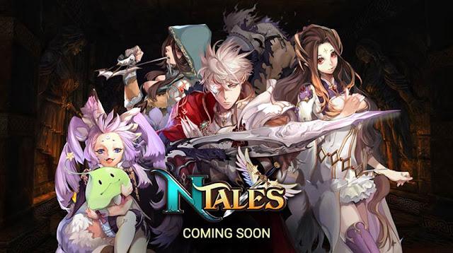 NTales: Child of Destiny Yeni Mmo Yakinda Çıkacak