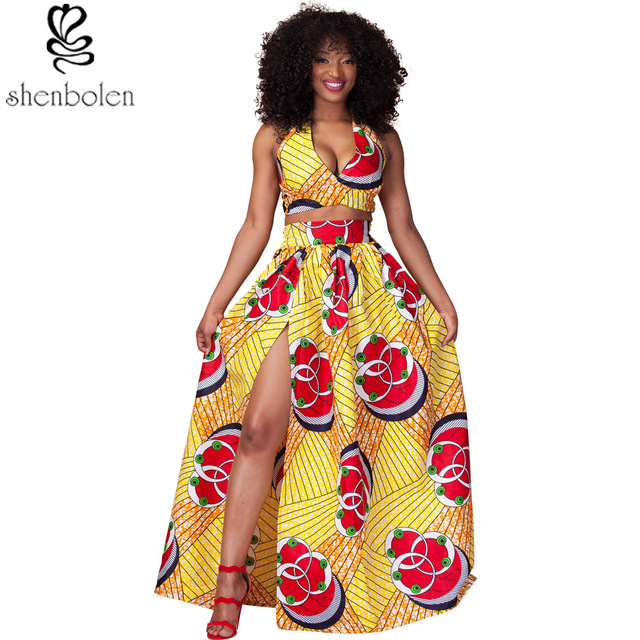 AFRICAN FASHION CLOTHES CONSIST OF VIBRANT COLORS IN 2019 4