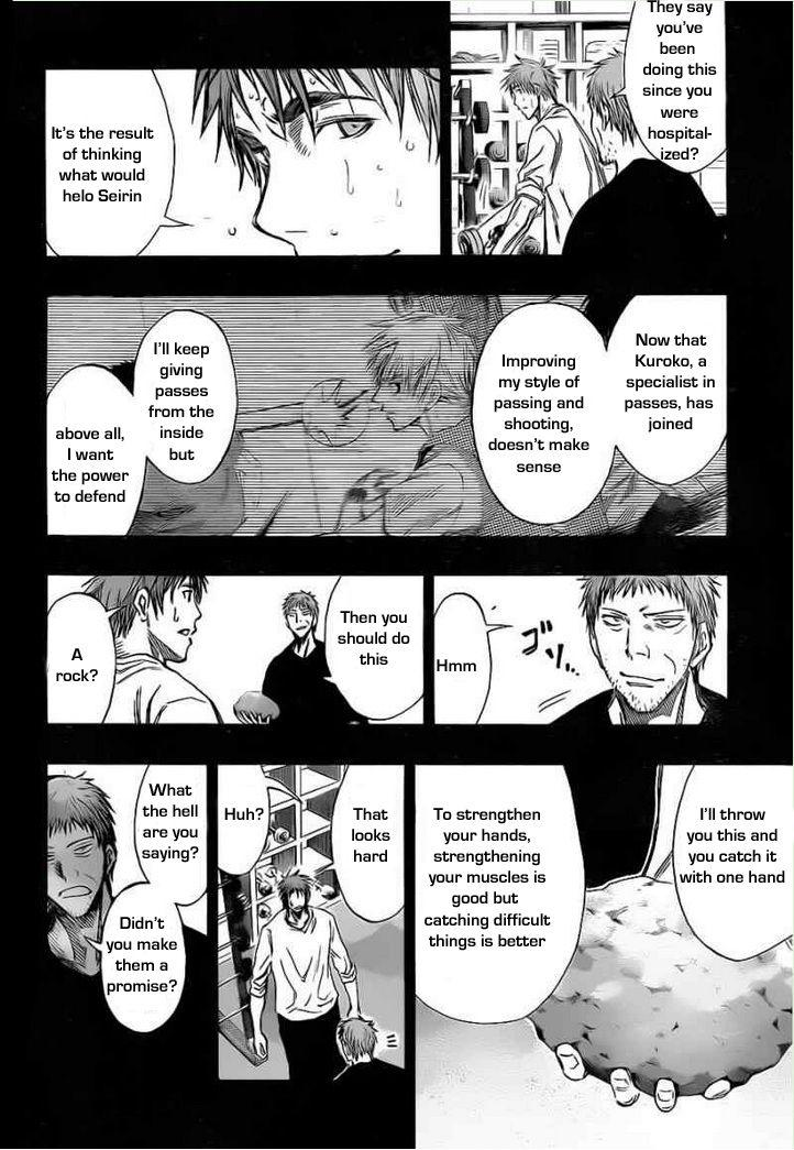 Kuroko no Basket Manga Chapter 147 - Image 16