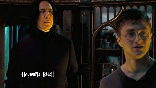 Em 27 de Julho de 1997, Severo Snape cometia um erro sobre a remoção de Potter