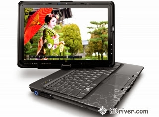 download HP TouchSmart tm2-2200 Notebook PC series driver